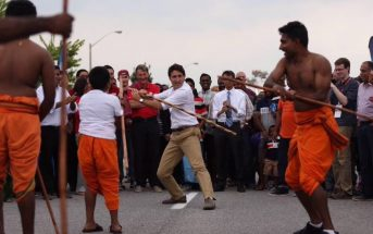 Canadian PM Tamil